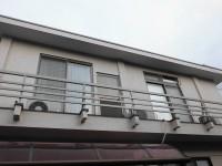 大阪府豊中市窓リフォーム 後付シャッター取付け工事