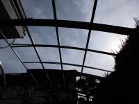 大阪府豊中市窓リフォーム カーポート屋根パネル張替え