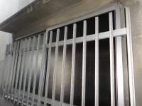 大阪市城東区 窓リフォーム ガラス割れ替え、網戸新調