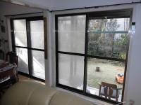 大阪府和泉市窓リフォーム内窓プラマード取付工事