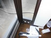 大阪市港区窓リフォーム プラマード取付工事