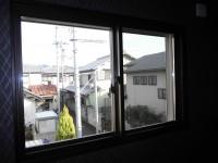 大阪府八尾市 窓リフォ 内窓(防音)取付工事