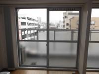 窓リフォの窓リフォーム 大阪市東住吉区 プラマード取付(防音工事)