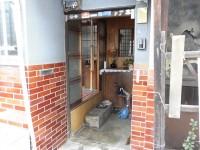 窓リフォの玄関リフォーム 大阪市西成区 玄関取替え工事(リシェント)