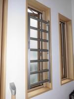 窓リフォの窓リフォーム 大阪府八尾市 室内用面格子取付