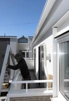 窓リフォの窓リフォーム 堺市南区 シャッター・雨戸取付工事