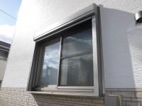 窓リフォの窓リフォーム 大阪府枚方市 テラス・シャッター取付け工事