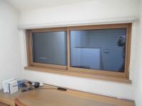 窓リフォの窓リフォーム 大阪府高槻市 内窓(インプラス)取付工事