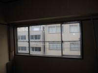 リフォのマンションリフォーム 大阪市浪速区 クロス・フロア張替え!内窓取付!