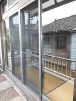 リフォの窓リフォーム 大阪市西成区 サッシ入替(ATU取付)工事