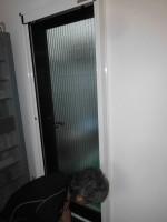 リフォの窓リフォーム 大阪府箕面市 収納網戸(しまえるんです)取付工事