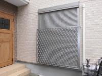 リフォの窓リフォーム 大阪市住之江区 面格子取付工事
