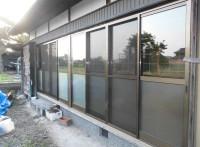 リフォの窓リフォーム 兵庫県加西市 窓取替え(カバー工法)工事