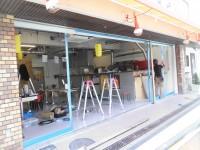 リフォの窓リフォーム 大阪市都島区 フロントサッシ新設工事