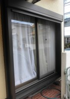 リフォの窓リフォーム 和歌山市 リフォームシャッター取付け工事