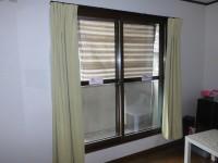 リフォの窓リフォーム 大阪市住吉区 内窓(プラマード)設置工事