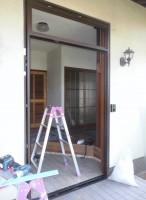 リフォの玄関リフォーム 大阪府松原市 玄関取替え(ドアリモ)工事