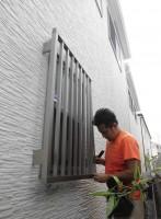 リフォの窓リフォーム 兵庫県宝塚市 面格子取替え工事