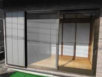 リフォの窓リフォーム 大阪府熊取町 雨戸取替え工事