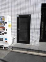 リフォのドアリフォーム 大阪市西成区 勝手口ドア取替え(リシェント)工事