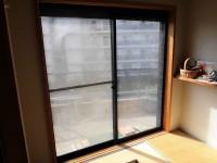 リフォの窓リフォーム 枚方市 内窓設置及び水栓取替え