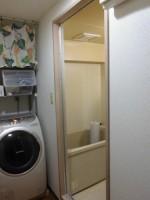 リフォのドアリフォーム 富田林市 浴室ドア取替え工事