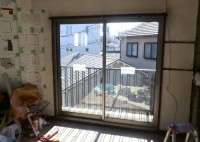 リフォの窓リフォーム 堺市 窓(カバー工法)・玄関(リシェント)取替え工事