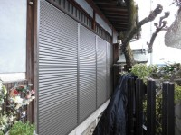 リフォの窓リフォーム 八尾市 木建からサッシ取替え工事