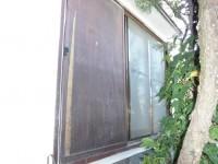 リフォの窓リフォーム 堺市東区 雨戸取替え工事