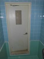 リフォのドアリフォーム 大阪市住之江区 浴室ドア取替え工事