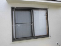 リフォの窓リフォーム 堺市中区 雨戸から電動シャッターへ取替え工事