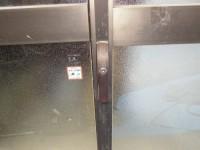 リフォの玄関引き戸リフォーム 都島区 サッシ修繕工事