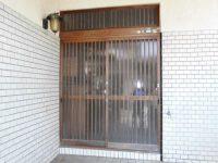 リフォの玄関リフォーム 堺市中区 玄関引き戸取替え(リシェント)工事