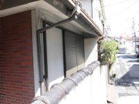 リフォの窓リフォーム 大阪市西区 雨戸一筋取替え工事