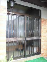 リフォの玄関リフォーム 大東市 玄関引き戸取替え(リシェント)工事