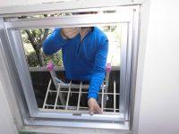 リフォの窓リフォーム 豊中市 サッシ取り替え(カバー工法)工事