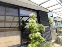 リフォの窓リフォーム 宝塚市 採風雨戸へ取替え工事