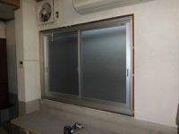 リフォの窓リフォーム 西成区 サッシ取り替え(カバー工法)工事