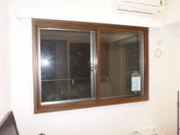 リフォの窓リフォーム 中央区 内窓設置(防音)工事