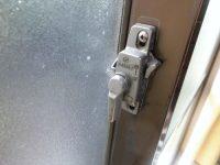 リフォの窓リフォーム 柏原市 雨戸、網戸取替え工事