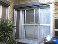 リフォの窓リフォーム 高槻市 横引シャッターから窓シャッターへ取替え工事