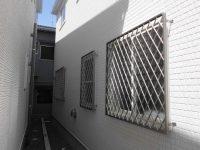 リフォの窓リフォーム 東大阪市 防犯対策!後付けシャッター面格子取付工事