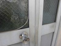 リフォの窓リフォーム 大阪市中央区 硝子押えゴム交換工事