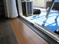 リフォの窓リフォーム 奈良県磯城郡 雨戸サッシからシャッターサッシへ取替え(カバー工法)工事