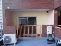 リフォのサッシリフォーム 大阪市北区 ベランダ室内化工事!