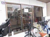 リフォの窓リフォーム 大阪市西成区 硝子入れ替え工事