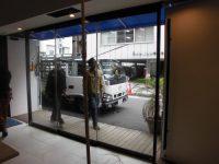 リフォの窓リフォーム 大阪市西区 フロントサッシ取替え工事