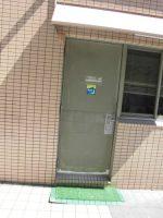 リフォのドアリフォーム 大阪市東住吉区 ドア本体取り替え工事