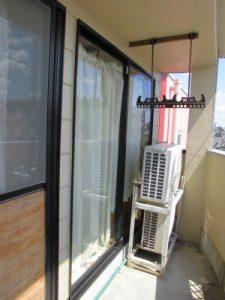 リフォの窓リフォーム 平野区 台風対策シャッター取付け工事
